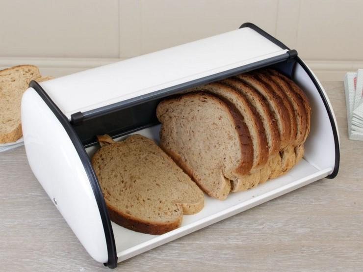 Как мыть хлебницу