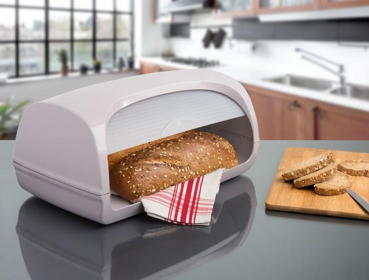 Можно ли хранить хлеб в пластмассовой хлебнице