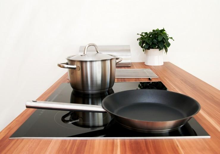 Индукционная плита не видит посуду