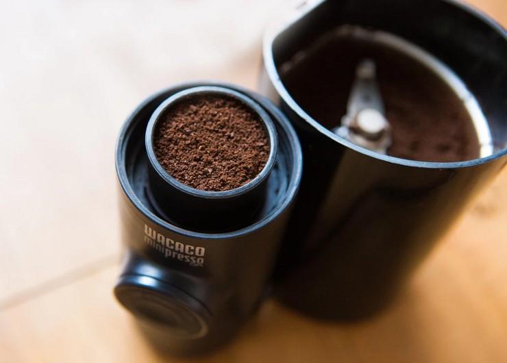 Что такое импульсный режим в кофемолке
