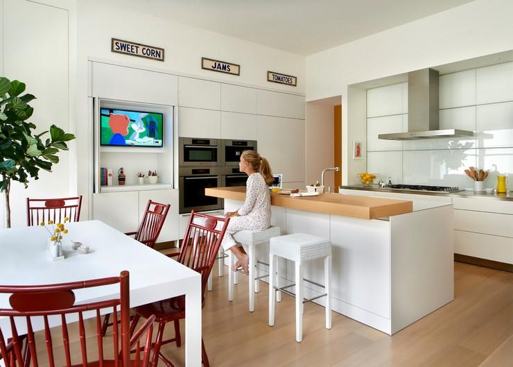 Модель телевизора для кухни