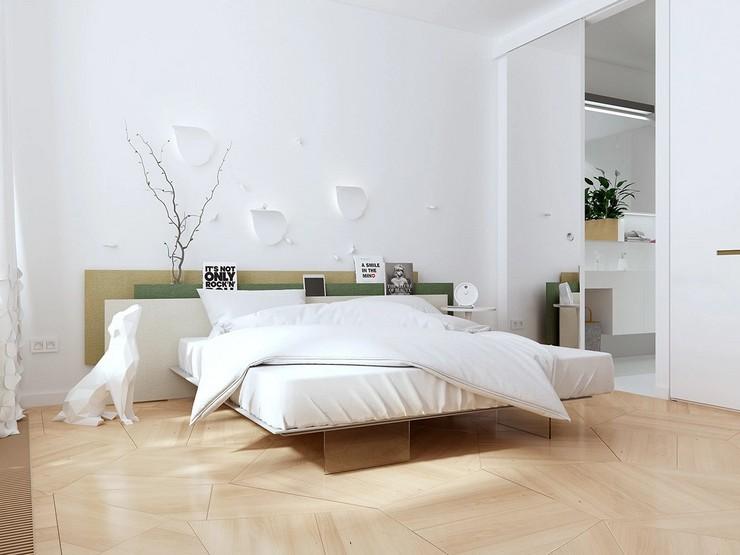 Декор и оформление интерьера в стиле минимализм