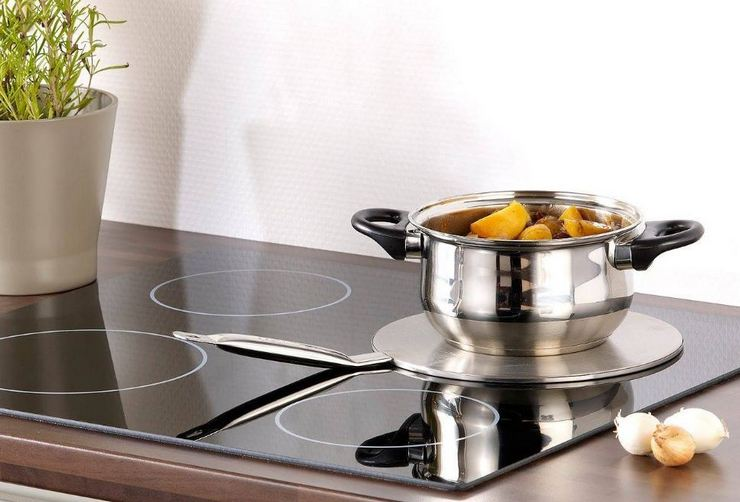 Какую посуду не видит индукционная плита