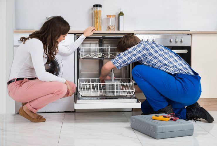 Устранение проблем с подачей воды в посудомоечную машину
