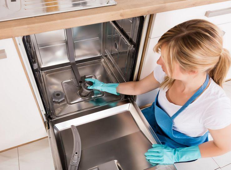 Ремонт посудомоечной машины с конвекционной сушкой