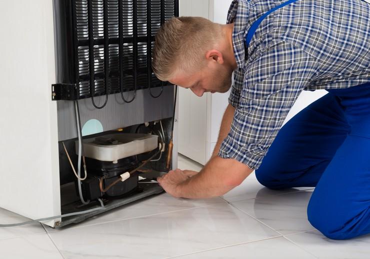 Причины громкого шума при работе холодильника