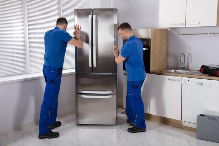 Устранение причин громкого шума холодильника