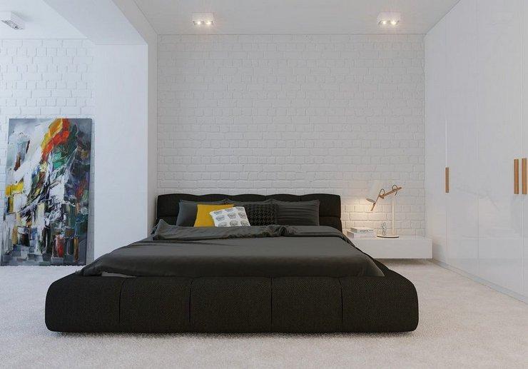 Какой формы должна быть спальня