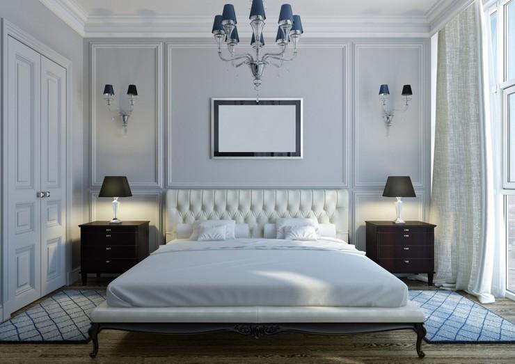Оптимальный размер спальни