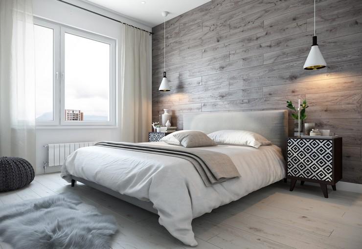 Размеры спальни для разных вариантов