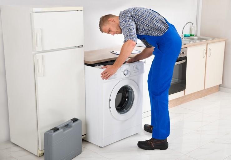 Способы устранения вибраций в стиральной машине