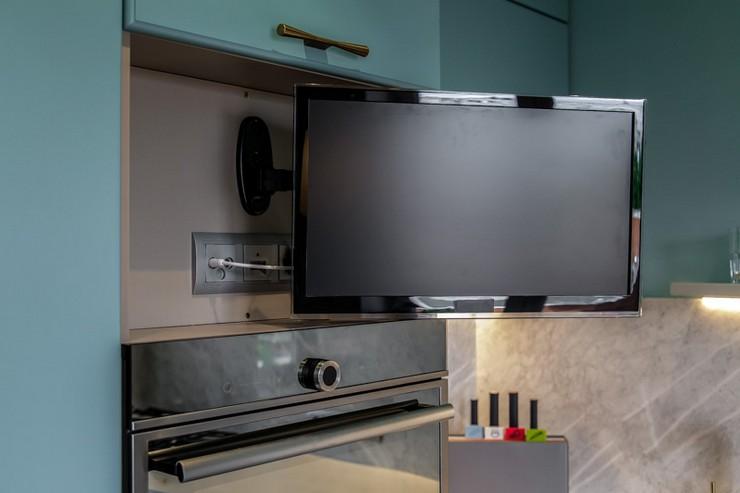 Лучшие недорогие варианты ТВ для кухни