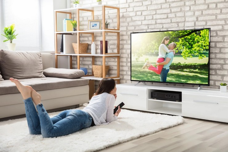 Сколько киловатт потребляет телевизор в месяц
