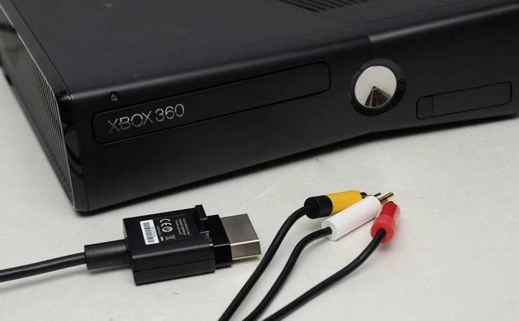 Как подключить Xbox 360 к старому телевизору