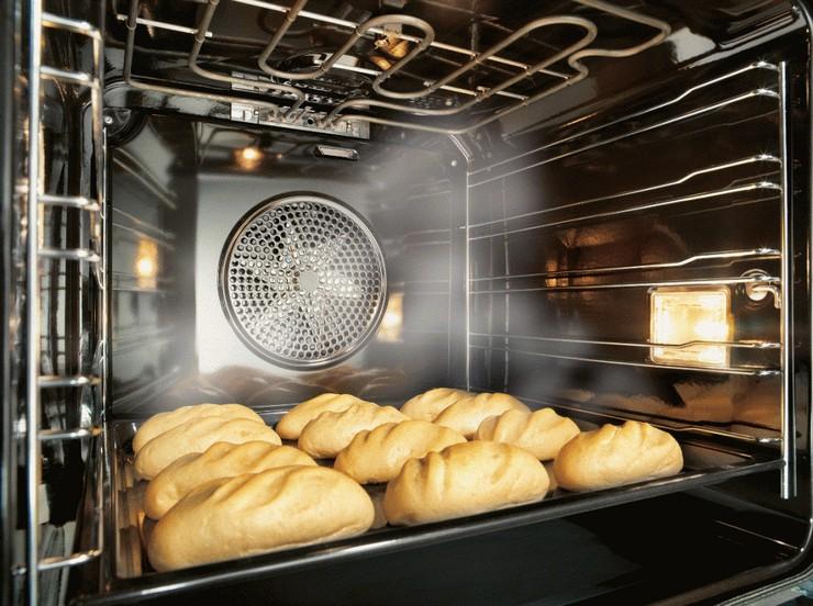 Конвекция в духовке электрической плиты