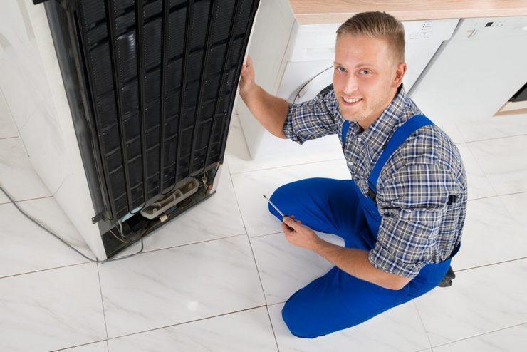 Инструменты для установки холодильника