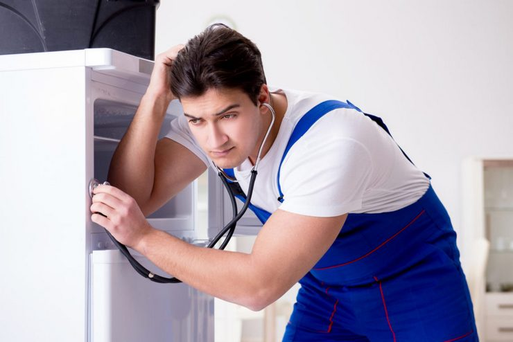 Уровень шума холодильника