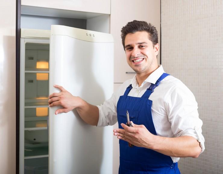 Монтаж встроенного холодильника своими силами