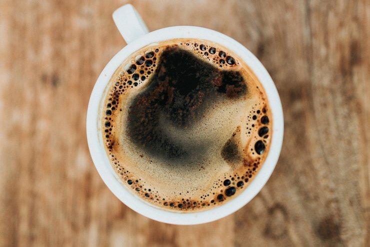 Варим кофе в чашке