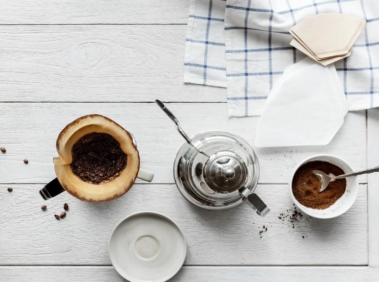 Способы заварки кофе без турки
