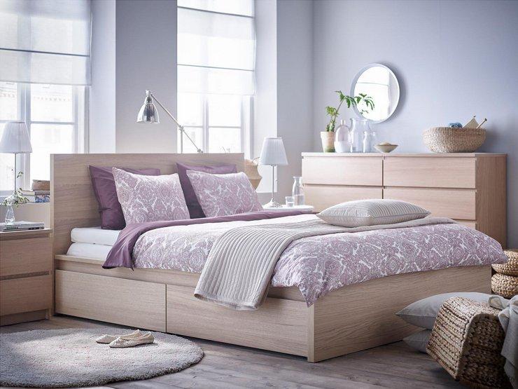 Выбор каркаса кровати