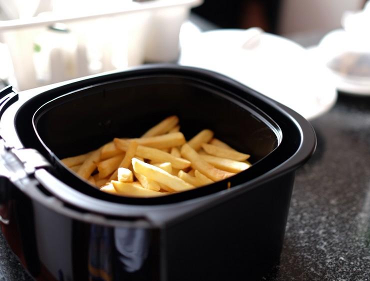Как приготовить картофель фри в мультиварке