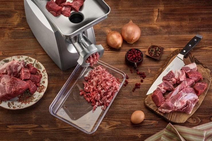 Преимущества мясорубок с функцией реверса