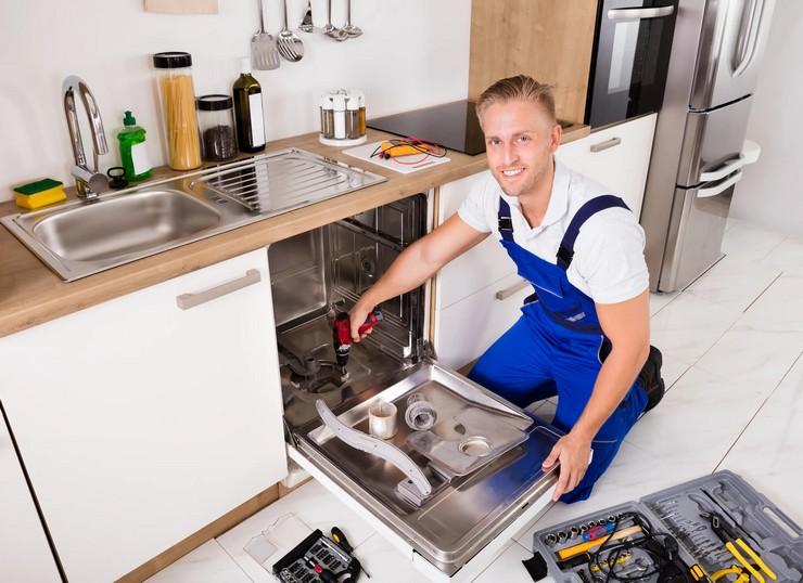 Сервисный центр по ремонту посудомоек