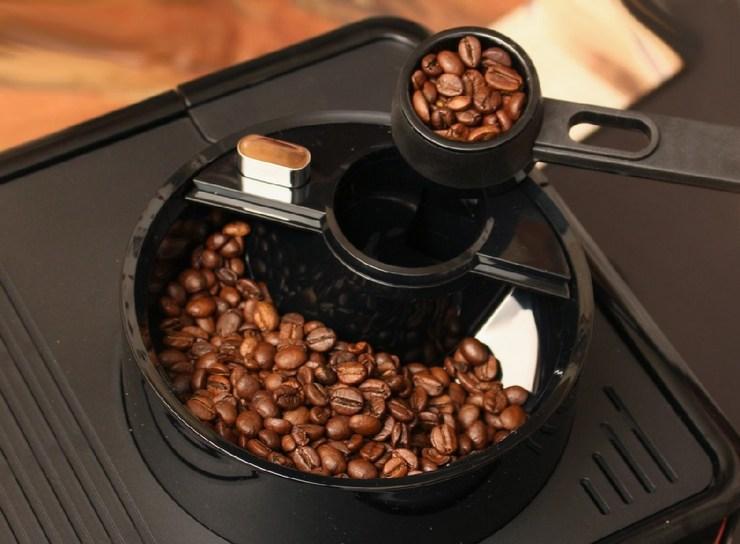 Как правильно варить кофе в кофемашине