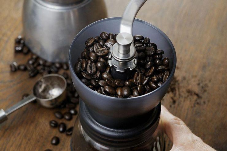 Эксперименты с прожаркой и помолом кофе