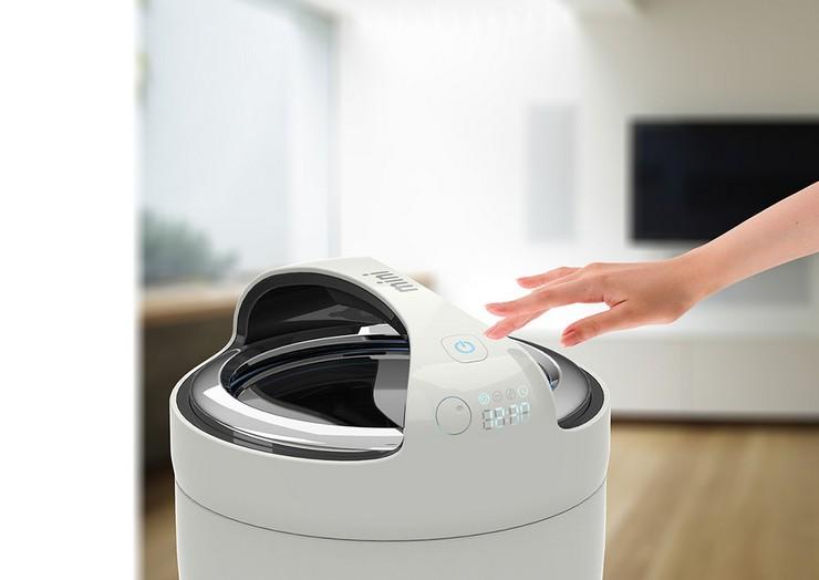 Миниатюрные стиральные машины