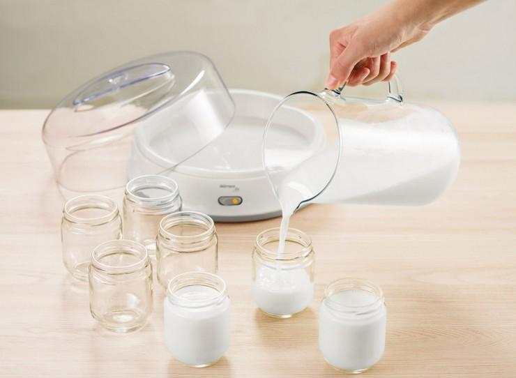 Как приготовить йогурт: инструкция