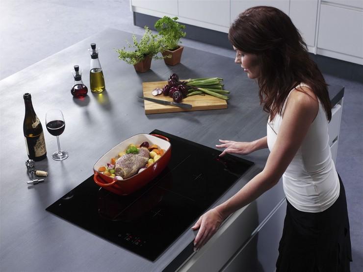 Насколько вредно использовать индукционную плиту