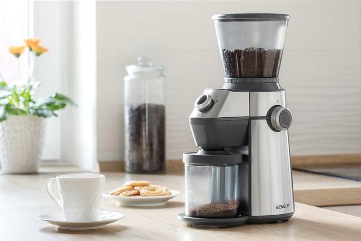 Плюсы и минусы кофемолки с жерновами