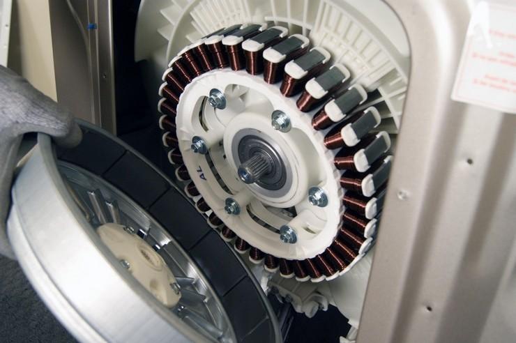 Инверторный мотор в стиральной машине