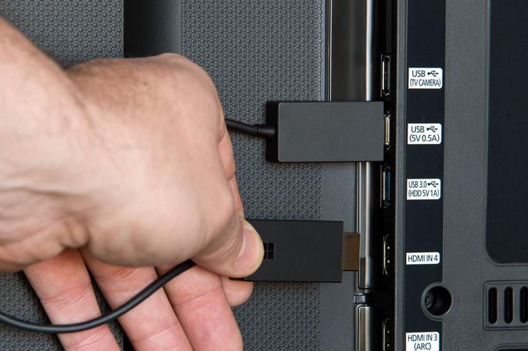 Достоинства функции HDMI