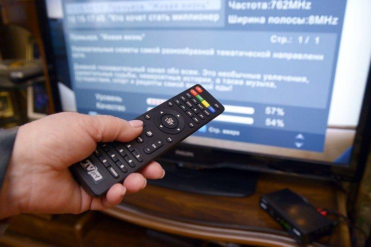Причины сброса каналов на ТВ