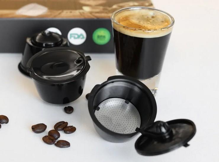 Виды капсул для кофемашин