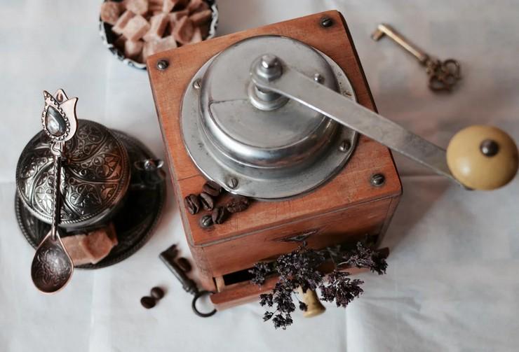 Кофемолка своими руками