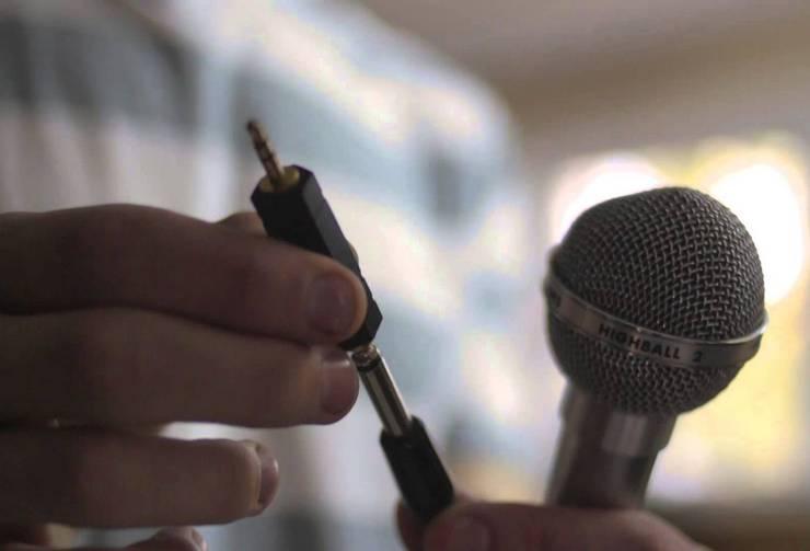Основные сложности при подключении микрофона к тв