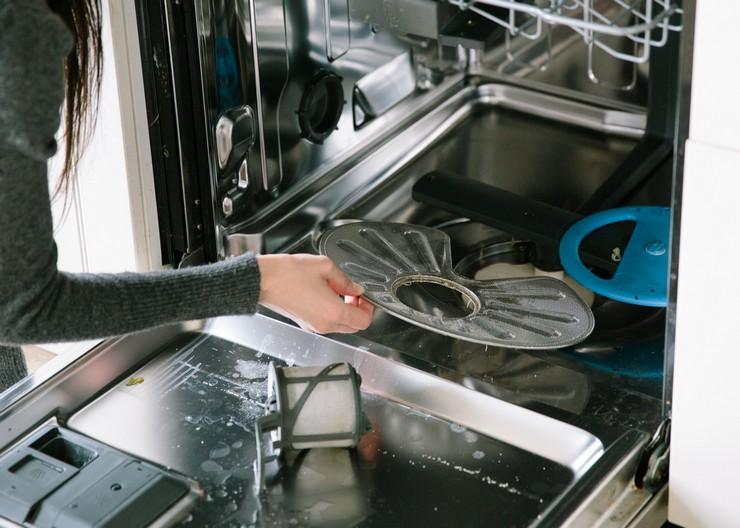 Какие детали нужно снимать и тщательно чистить по отдельности