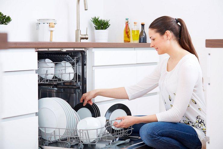 Как пользоваться посудомойкой