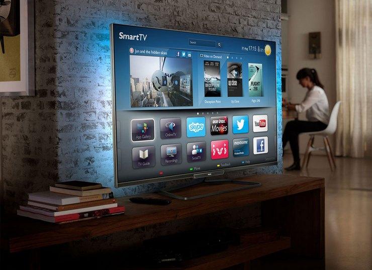 Преимущества Smart TV