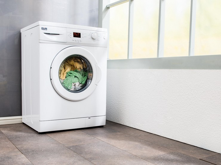 Уровень шума и энергопотребление стиралки