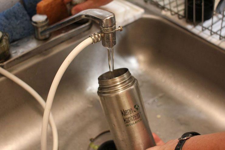 Нетрадиционные методы очистки термоса