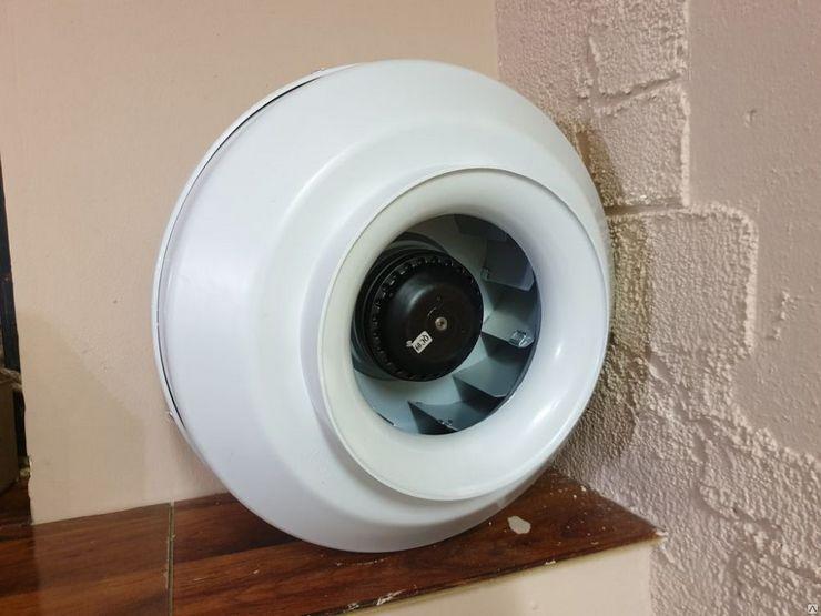 Недостатки вытяжного канального вентилятора