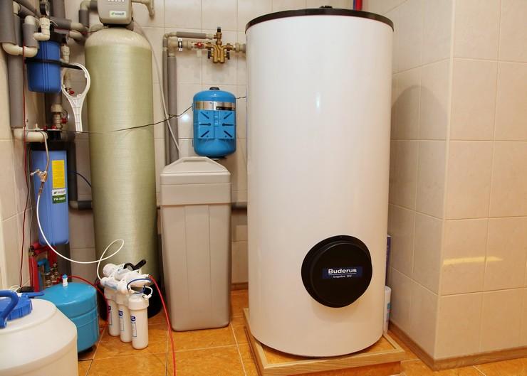 Особенности установки и подключения водонагревателя
