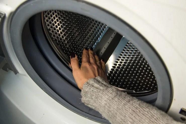 Что будет, если не чистить барабан стиралки