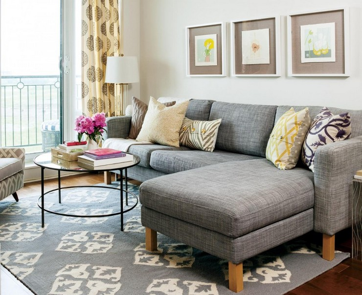 Выбор дивана для гостиной