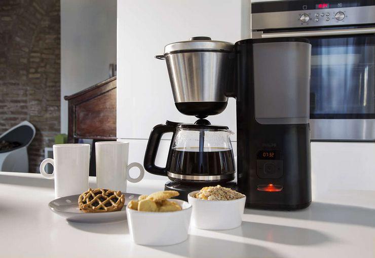 Дополнительные функции капельных кофеварок